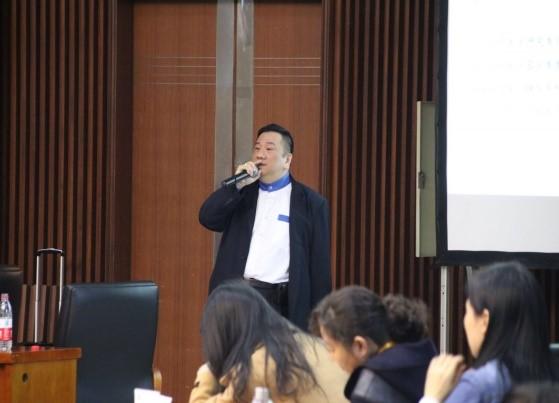 天赋云陈明吉博士受邀出席首届营养医学国际高峰论坛-天赋云脑科学